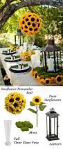 Graduation Table Decorations Homemade by Best 25 Sunflower Centerpieces Ideas On Pinterest Sunflower