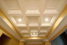 48 coffered ceiling tiles decorative coffered vaulted tin