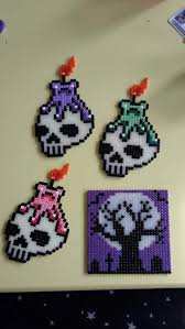 Halloween Perler Bead Templates by 1229 Best Schemi Per Hama Beads Perline Da Stirare Images On