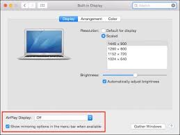 How to Mirror your Mac or iOS Screen to Your Apple TV