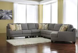 Cindy Crawford White Denim Sofa by Design Cindy Crawford Sofas 4720