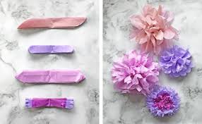 The Ultimate Guide To Making Tissue Paper Flowers Photo And Video Tutorial Make It