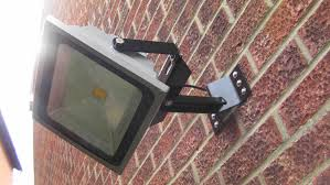 wall mount led flood light 67 in high pressure sodium flood
