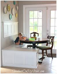 Kitchen Banquette Bench Diy Banquette Bench Kitchen Banquette ... Diy Kitchen Banquette Bench Using Ikea Cabinets Hacks Pics On Fniture Elegant Ding Design With Cool Corner How To Build Seating Howtos Diy To Plans For A Breakfast Nook Home Pinterest Tos And Storage Enchanting 25 Mudroom Bed Hall Unit Hallway Shoe From Bistro Into Your Home Photo Remarkable Building Supports Super Nova Wife