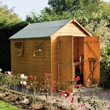 8x6 Wood Storage Shed by Rowlinson Wooden Sheds U2013 Next Day Delivery Rowlinson Wooden Sheds