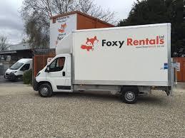 100 Unlimited Mileage Truck Rental Vans Van Hire Van From Foxy S Hull