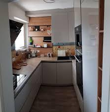 kleine küche optimal planen raumwunder auf weniger als 6m2