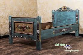 voglauer anno 1800 einzelbett 100x200 1x2 bett schlafzimmer