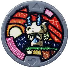 Watch Below Deck Online Free Watch Series by Yo Kai Watch Series 1 Komasan Medal Loose Hasbro Toys Toywiz