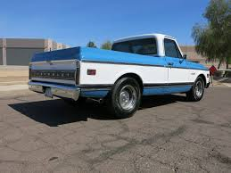 1972 Used Chevrolet Cheyenne Short Bed 72 Chevy Shortbed At Myrick ...