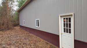 Pole Barn Installation and Construction in Western NY