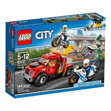 LEGO City Tow Truck Trouble |60137| Toys R Us Canada Lego City 60194 Arctic Scout Truck Purple Turtle Toys Australia Amazoncom Lego Police Car Games City Mobile Unit 60044 Overview Boxtoyco Undcover Complete Walkthrough Chapter 2 Guide Tow Trouble 60137 Walmartcom Itructions 7638 9 Awesome Building Sets For Young Makers Grand Prix 60025 Review Video Dailymotion Mountain Headquarters 60174 Here Is How To Make A 23 Steps With Pictures Ebay