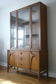 Broyhill Brasilia Magna Dresser by Mid Century Broyhill Brasilia Buffet And China Cabinet от 150grit