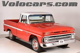 100 1966 Chevy Trucks Chevrolet C10 Volo Auto Museum