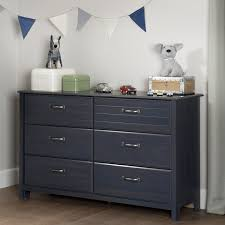 south shore ulysses blueberry 6 drawer double dresser free