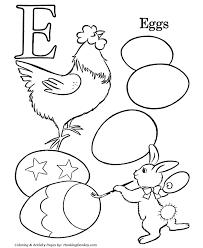 E Is For Easter Egg