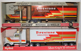 Two Large Nylint (mint In Box) Firestone 18-wheeler Steel Made ... Vintage Nylint True Value Hdware Semi Toy Truck Trailer Pressed Harleydavidson Motor Oil Tanker Truck Repurposed Box Garage Scolhouse Toys Steel Trucks Hakes Cadet Camper And Pickup Boxed Pair Nylint Hash Tags Deskgram Nylint Safari Hunt Metal With Virtu Acquisition Ford 9000 Dump Youtube Hydraulic Vintage Findz Page 2 Hisstankcom Hobbies Manufacture Find Products Online At