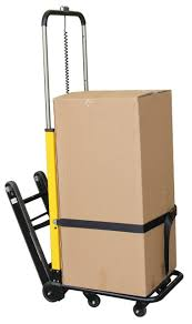 Electric Stair Climbing Hand Truck For Sale – MobileStairLift