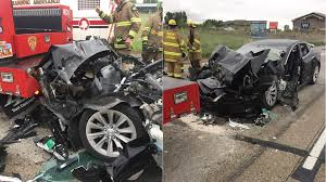 Tesla Autopilot Crash Highlights Limitations Of Driver-Assist Systems Truckstopper 2 From Safetyflex Crash Involving Greyhound Bus Headed For Socal Leaves At Least 4 Video Dashcam Video Captures Deadly Semitruck Crash On Us 93 Crazy Dumb Dump Truck Driver Destroys Highway In Epic Saudi Now Beamngdrive Mod Blk Maz535 Test Fatality In I24 Wdef Semi Closes All Eastbound Lanes Of I40 Near Route 66 Casino Ford Recalls F150 Pickup Trucks Over Dangerous Rollaway Problem Excavator Children Car Toy Videos For Kids Rollover Accident The Homestead Kids Troopers Seek Possible Witness Fatal Tanker Truck Rollover Cstruction Videos Cars 3 Mack Trouble With Train