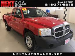 100 Used Dodge Dakota Trucks For Sale New And RAM For Sale In Northern Illinois