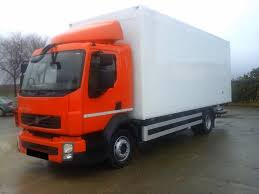 VOLVO FL 240 Closed Box Trucks For Sale From Spain, Buy Closed Box ...