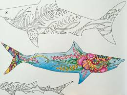 The Lost Ocean By Johanna Basford