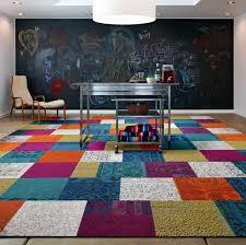 patchwork teppich als dekoratives accessoire 30 bunte