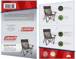 Coleman Ultimate Comfort Sling Chair, Gray - Walmart.com Camping Chair Folding Hunting Blind Deluxe 4 Leg Stool Desert Camo Camp Stools Four Legged With Sand Feet And Bag Set Of 2 Red Wisconsin Badgers Portable Travel Table National Public Seating 5200 Series Metal Reviews Folding Chair Set Carpeminfo 5 Piece Outdoor Fniture Pnic Costway Alinum Camouflage Hiking Beach Garden Time Black Plastic Patio Design Ideas Indoor Ding Party