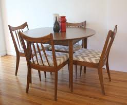 American Of Martinsville Dining Room Table by Picked Vintage