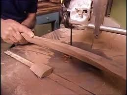 Sam Maloof Rocking Chair Video by Sam Maloof