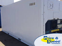 100 Cargo Container Prices REFRIGERATED CONTAINERS Price Speed S