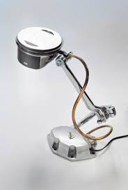 Harley Davidson Light Fixtures by 21 Best Chrome For Your Home Images On Pinterest Lamp Ideas