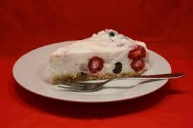 himbeer heidelbeer torte