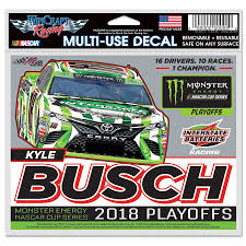 Kyle Busch WinCraft 2018 NASCAR Chase For The Monster Energy Cup ... Decals Sports Eertaiment Media The Build Rc 110 Car Monster Energy Ken Block Drift Self Vaughn Gittin Jrs 2011 Ford Mustang Photo Gallery Monster Energy Bonnet Sticker Kit Large For Car Decals Cheap Find Deals On Rim Sticker Stripes Decal Wheelsticker 2 Energy Alex Northey Flickr Drink Trent Wilkie Slash