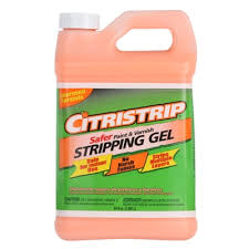 Orange Glo Hardwood Floor Refinisher Home Depot by Citristrip 1 2 Gal Safer Paint And Varnish Stripping Gel