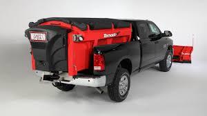 100 Douglass Truck Bodies WESTERN Tornado Poly Hopper Spreader Western Products