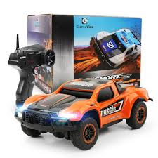 100 Electric Mini Truck 143 Scale 4WD 9MPH 24Ghz Truggy Remote Control