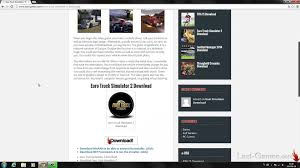 Where To Download And How To Install Euro Truck Simulator 2 - Video ...