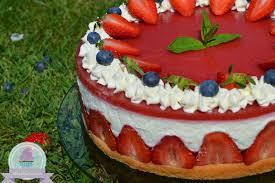 miss buttercake erdbeer blaubeer joghurt torte