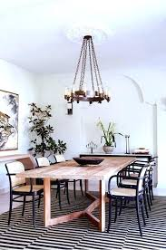 Modern Farmhouse Dining Table Popular Breathtaking Within 5 Inside Tables Idea Diy As Seen On Open Concept Shanty 2 Chic Per