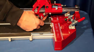 ishii red turbo jet tile cutters youtube