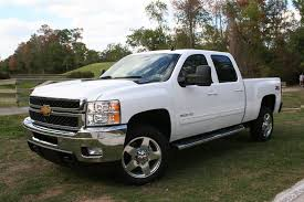 100 Chevy 2500 Truck Silverado HD Heaps On The Enhancements For 2012