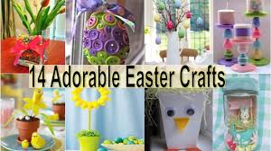 Spring Is Almost Here And With Comes Also Easter There Are So Many Inexpensive Fun DIY Craft Ideas That You Can Do Together Your