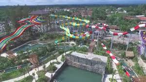 Jogja Bay Pirates Adventure Waterpark Yogyakarta