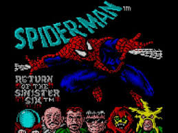 Game Gear Longplay 064 Spider Man Return Of The Sinister Six