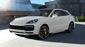 100 Porsche Truck Price Most Expensive Cayenne Turbo Coupe Costs 197985 Car In