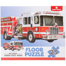 Shop Floor Puzzle 23 Pieces 36