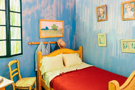 gogh la chambre gogh in chicago travel between the pages