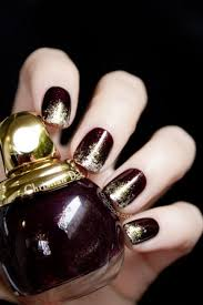 All That Glitters Gold Nail Designs We Love
