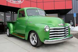 1953 Chevrolet Pickup | Classic Cars For Sale Michigan: Muscle & Old ...